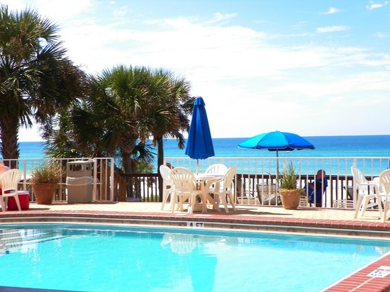 view of room picture of osprey on the gulf panama city. Black Bedroom Furniture Sets. Home Design Ideas