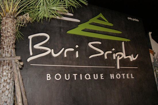 Buri Sriphu Boutique Hotel: New Hotel