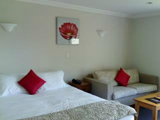 Kerikeri Park Motel: Luxury studio unit