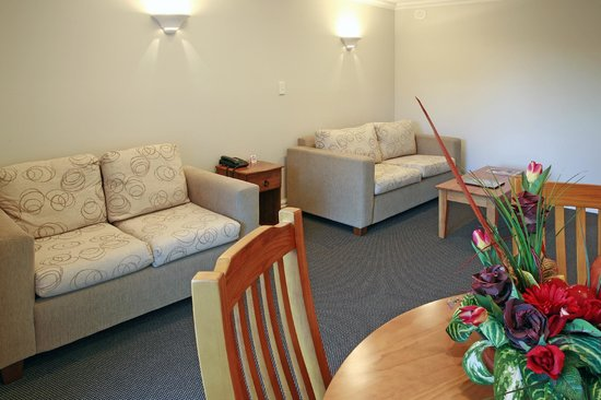 Kerikeri Park Motel: One bedroom executive unit