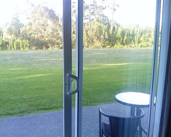 Kerikeri Park Motel: Downstairs View