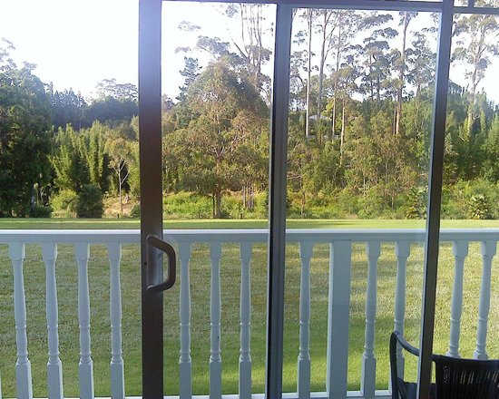 Kerikeri Park Motel: Upstairs view