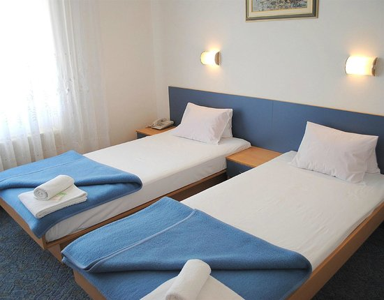 Stobrec, Kroatien: Twin room