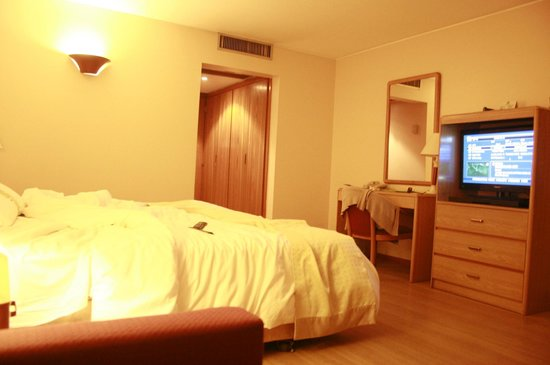 Holiday Inn Montevideo: hab. superior