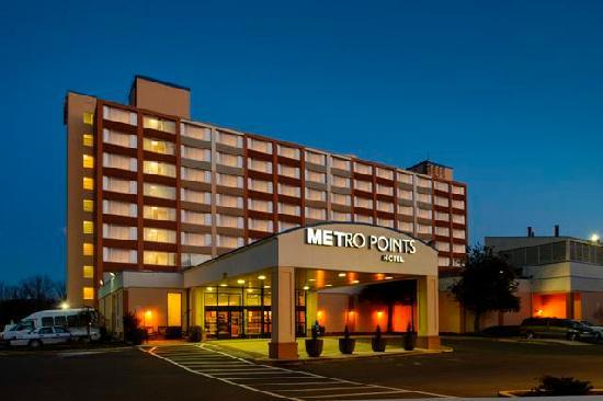 ‪Metro Points Hotel - Washington North‬