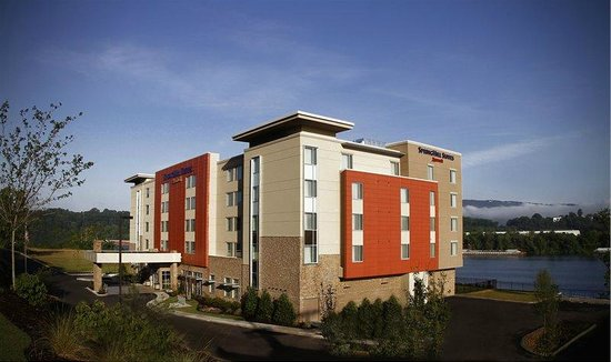 SpringHill Suites by Marriott Chattanooga Downt