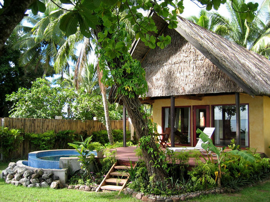 Beqa Lagoon Resort