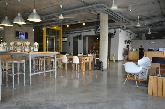 The Warehouse Bangkok: espace detente