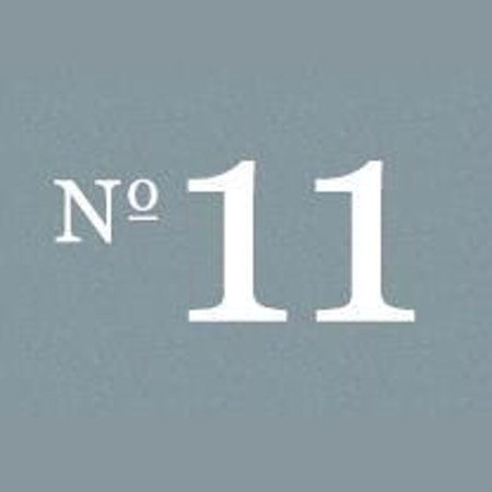 No. 11 Brunswick Street: logo