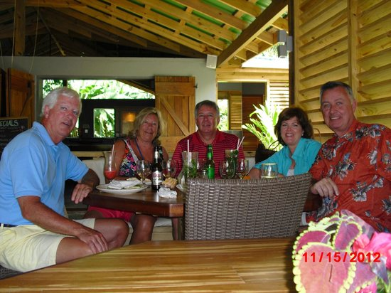 Divi Little Bay Beach Resort: Happy Birthday John
