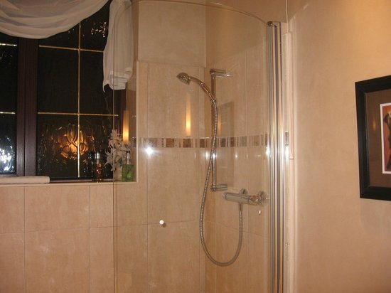 Arden House Bed & Breakfast Bexhill: Shower