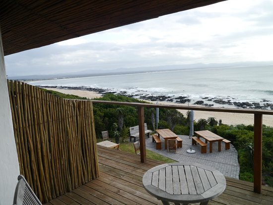 African Perfection Jeffreys Bay: The view from Room 15
