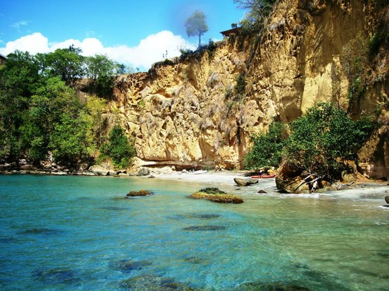 Calibishie Cove: Secret Beach