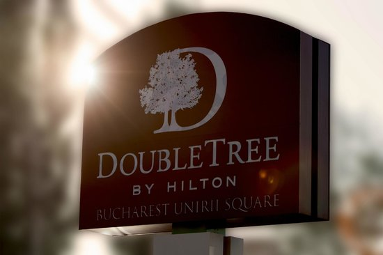 hotel logo picture of doubletree by hilton bucharest
