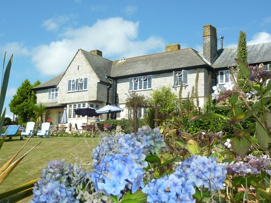 ‪Trevalsa Court Country House Hotel‬