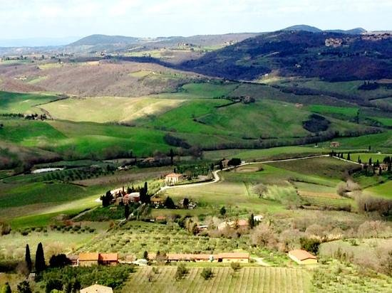 Tours Around Tuscany - Private Day Tours : one of the many beautiful views