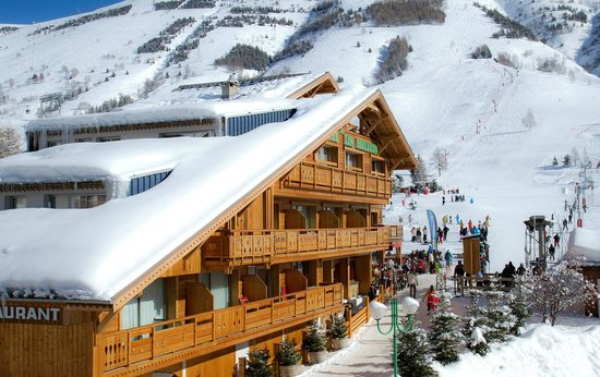Photo of Melezes Hotel Les Deux-Alpes