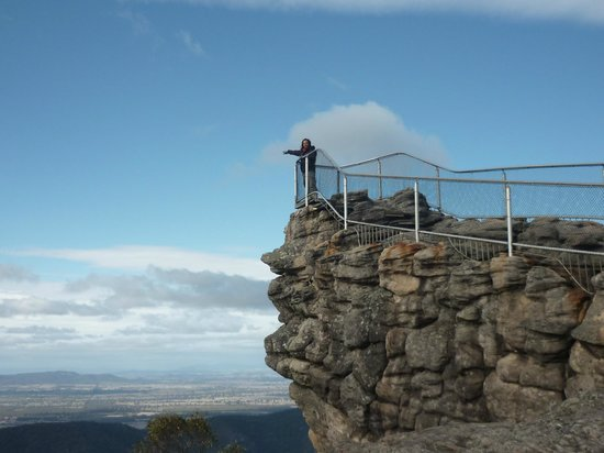 Grampians, Australien: The pinnicle