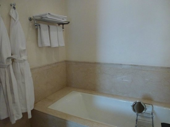 Maidens Hotel: Bagno