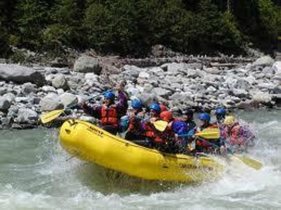 Canadian Outback Rafting Co.