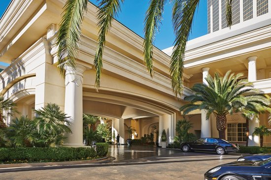 Four Seasons Hotel Las Vegas: Porte Cochere