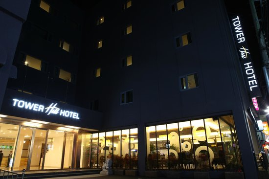 Tower Hill Hotel