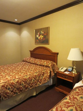 Hotel Newton: Two queen beds