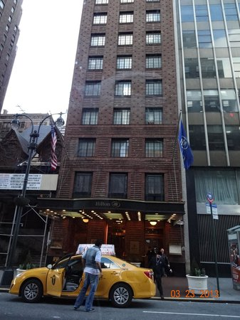 Hilton Manhattan East: Hotel