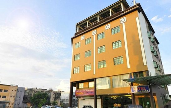 alojamientos bed and breakfasts en Segamat