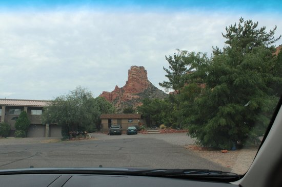 The Red Agave Resort: Arriving at Red Agave Resort