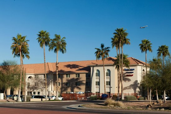 Fairfield Inn & Suites Phoenix Airport