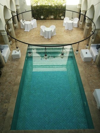 Riad Nashira & Spa: View from the top floor