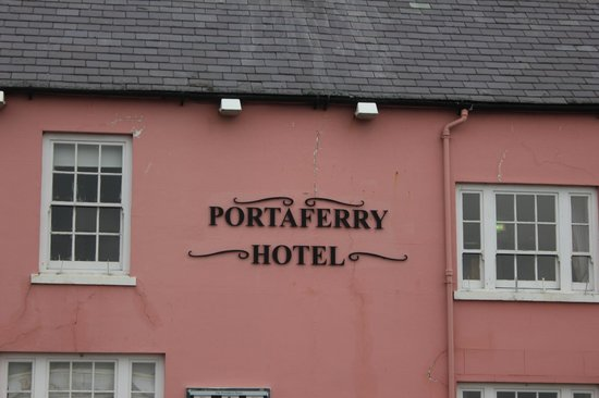 Portaferry, UK: Good location