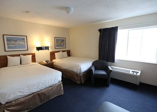Suburban Extended Stay Hotel Dulles Sterling: Guest Room