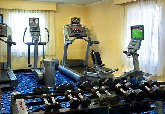 Courtyard Boston Danvers : Fitness Center