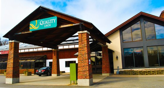Photo of Quality Inn and Conference Centre Parry Sound