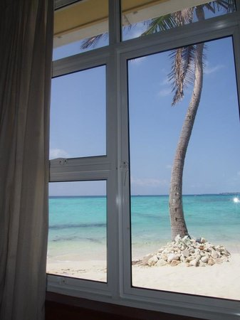 Kaafu Atoll: Our seaview room