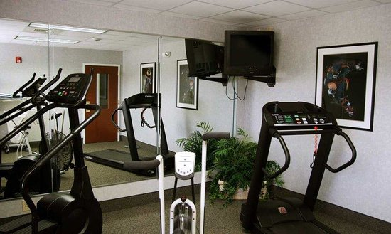 Hampton Inn Williamston: Fitness Center
