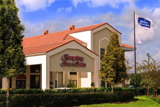 ‪Hampton Inn & Suites Orlando E - University of Central Florida‬