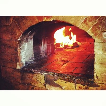 Haruhay Dream Resort: brick oven