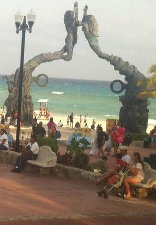 Photo of Moongate Hotel Playa del Carmen