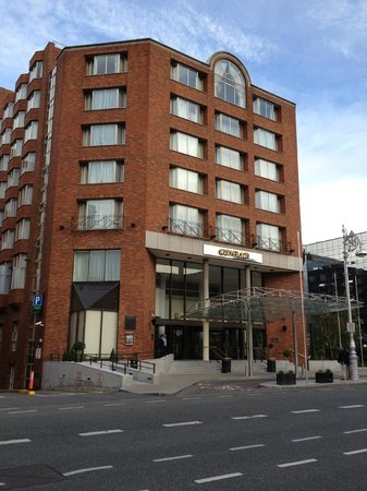 Conrad Dublin: External view