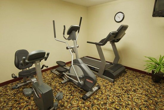 Comfort Inn: Fitness Area
