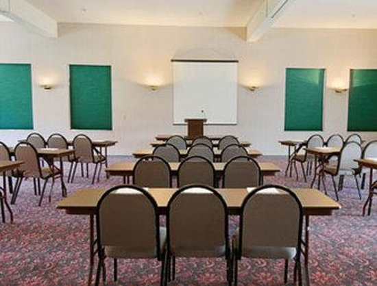 Days Inn Carbondale: Meeting Room