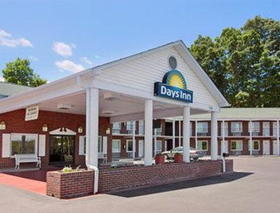 Days Inn Jonesville/Elkin: Welcome to the Days Inn Jonesville-Elkin