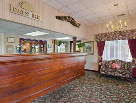 Days Inn Jonesville/Elkin: Lobby