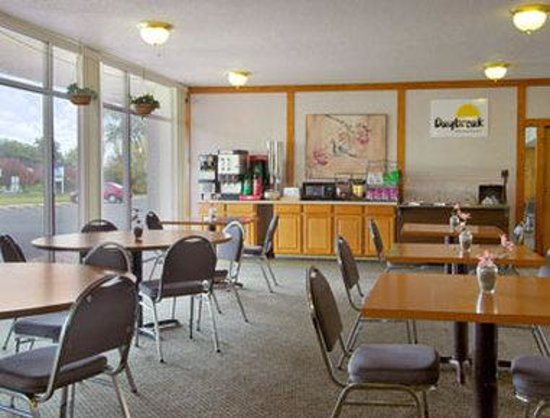Days Inn St. Joseph: Breakfast Area