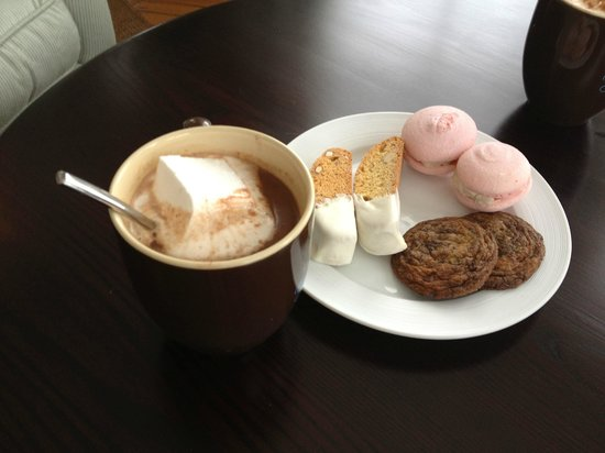 The Inn at English Meadows Bed and Breakfast: Liz's Gourmet Hot Chocolate
