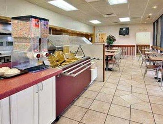 Days Inn Fort Jackson / Columbia Mall: Restaurant
