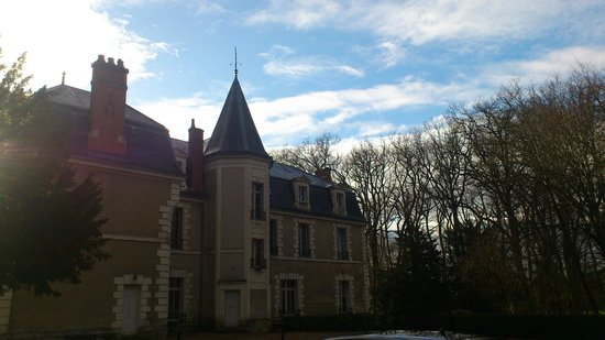 Chateau de Chanteloire